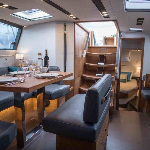 Pilot Saloon 42 by Wauquiez